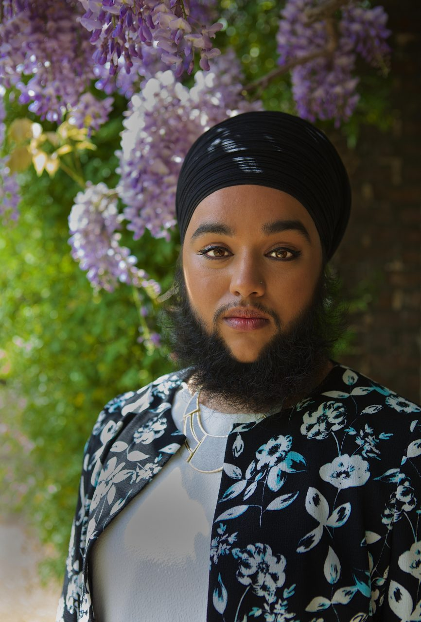 Harnaam Kaur for MoD Holland Park 10-05-15