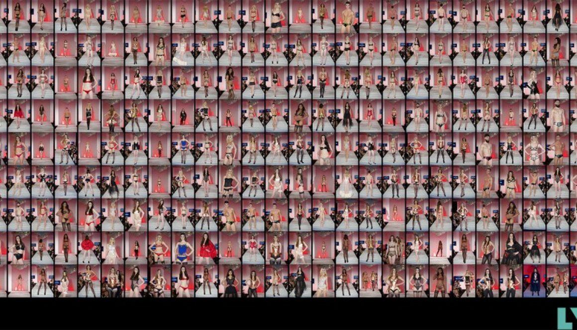 Lingerie Runway Show 05-03-15 - Oxford Fashion Week 2015 Photos: James Alexander Lyon